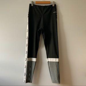 VS Pink *Ultimate High-Waist* w/ Side Stripe Pants
